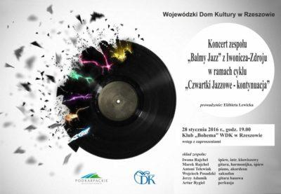 Koncert w Bohemie Balmy Jazz-1